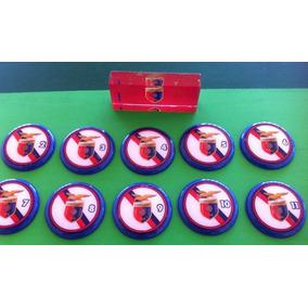 5 Times De Futebol De Botão A Escolha - Estilo Brianezi