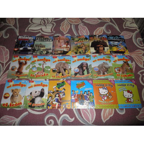 Varios Dvds Originales Infantiles Y Juegos De Pc Lote Remate