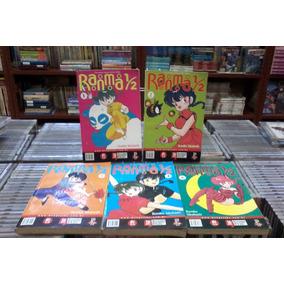 Mangas Ranma 1/2 Do Vol 1 Ao 5