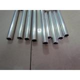 Tubo Cortinero Aluminio Natural 1