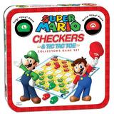 Super Mario Fichas/tic Tac Toe Combo