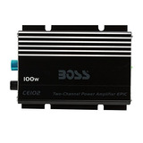 Boss Audio Ar1600.2 Ce102 Vatios, Chaos Epic, 2 Canales, 4 O