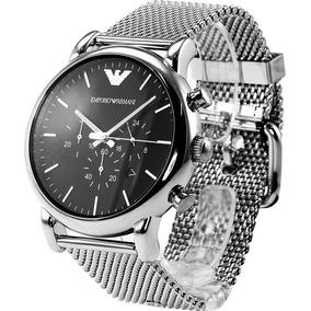 db5dbf6b97a5 Reloj Armani Emporio Acero - Relojes en Mercado Libre México