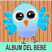 Album Del Bebe. Libro De Fotos Recuerdos Libro Digital