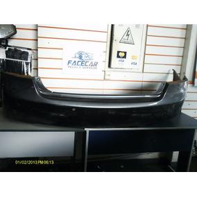 Parachoque Traseiro New Civic 2007 2011 Original Recuperado