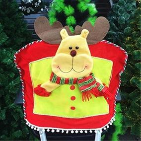 Unke Santa Claus Muñeco De Nieve Elk Comedor De Navidad Sil