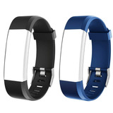 Paquete Willful Replacement Bands 2 Para Fitness Tracker ...