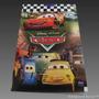 Cartas Cars Naipes Cumpleaños Souvenirs Pack X10