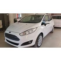 Nuevo Ford Fiesta Se 1.6 5p Linea Nueva 0km 2017 Entrega Ya