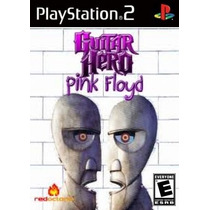 Guitarhero Patch Pink Floyd Comprar Jogo Play 2 Playstation2