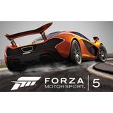 Forza Motorsport 5l Xbox One Zugars Game