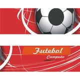 Adesivo Faixa Border Futebol M0 Infantil