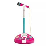 Barbie Microfone Fabuloso Karaokê C/ Base Fun 8007-0