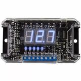 Voltímetro Sequenciador Digital Expert Vs-1 Banda Vs1 5