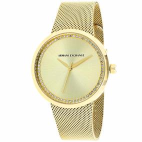 Reloj Armani Mujer Ax4502 Tienda Oficial Envio Gratis !!