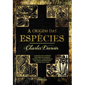 Livro A Origem Das Espécies - Charles Darwin - Frete Grátis