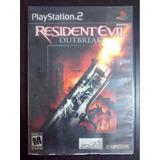Resident Evil Outbreak - Ps2 - Game Freaks