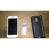 Samsung S5 Mini, Pantalla Estrellada, Partes Y/o Refacciones