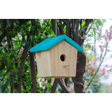 Casa Para Pájaros (golondrinas-gorriones-chercanes, Etc.)