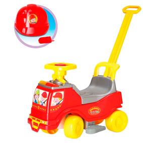 Carrinho Andador Motoca Infantil Totoca Cardoso
