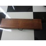 Estuche De Madera, Adorno, Caja De Rifle, Arma