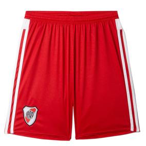 Short adidas Futbol River Plate Away Hombre Rj/bl