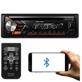 Cd Player Pioneer Deh S 4080bt Bluetooth Usb Frontal
