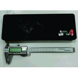 Calibre Digital Acero Inoxidable 0-150 Mm + Estuche + Pila