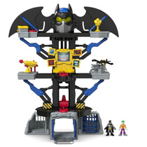 Batcaverna Fisher Price Imaginext Batcave Transforming