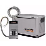 Generador Planta Electrica Generac 7 Kva Silenciosa A Gas