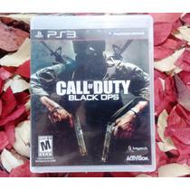 Call Of Duty Black Ops - Cod - Mídia Física - Playstation 3