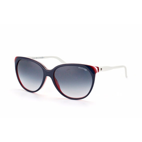 Maravilhoso Óculos Tommy Hilfiger Azul Branco Vermelho - Óculos De ... fa2bd1aef7