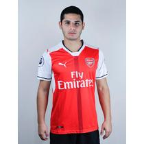 Camiseta Local Arsenal Fc 2016 / 2017 100% Originales