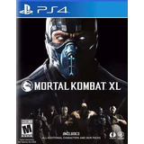 Mortal Kombat Xl Ps4 Digital Juga Con Tu Usuario!