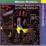 Cd Altamiro Carrilho E Arthur Moreira Lima - Tom Brasil