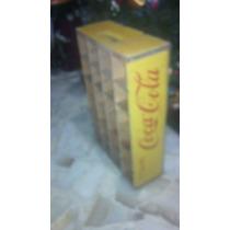 Antigua Caja De Refrescos Coca Cola Especial Para Tu Colecci