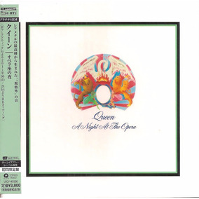 Queen - A Night At The Opera [ Platinum Shm Cd ] Tycp 40006