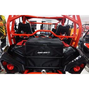 Rack Hielera Portagalon Maverick Can Am Turbo Negro