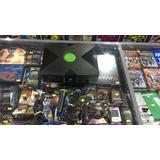 Consola Xbox Original + 12 Juegos - Usada