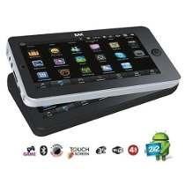 Tablet Bak Ibak-784 Android 2.2, 4gb, Wi-fi, 3g, Tela 7´