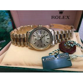 Rolex Presidente Day & Date 1803 18k Original Sub Iwc Pan