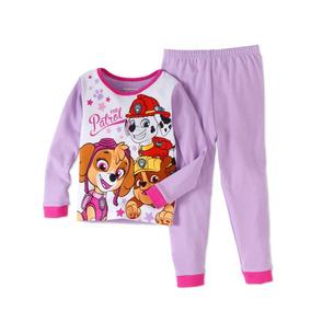 Pijama Importada Para Niña De Paw Patrol Talla 12m