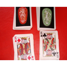 Cartas Poker Kem Antiguas Usa