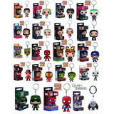 Llavero Funko Pop Daryl Joker Deadpool Guardianes Goku Harry