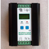 Regulador Cargador Solar Eolico Hibrido 500w 12- 24vdc
