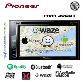 Radio Pioneer Avh-x395bt Spotify Mixtrax Bluetooth 2017