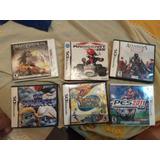 Lote Jogos Nintendo Ds E 3ds