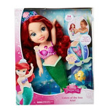 Ariel Cantora Cores Do Mar Princesas Disney - Sunny