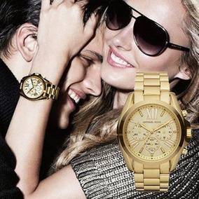 Reloj Michael Kors Mk5605 100% Nuevo Y Original En Caja