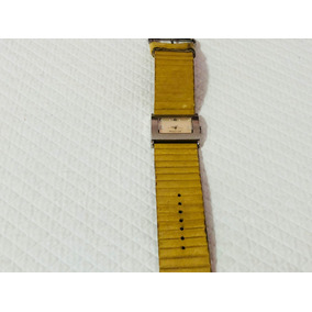 Reloj Kennet Cole Reation Reloj Rectangular Bueno
